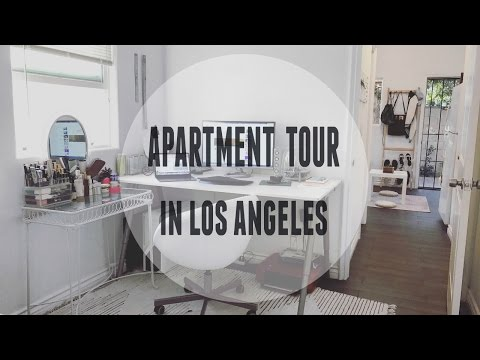 Los Angeles Apartment Tour under $1000 !! //2016