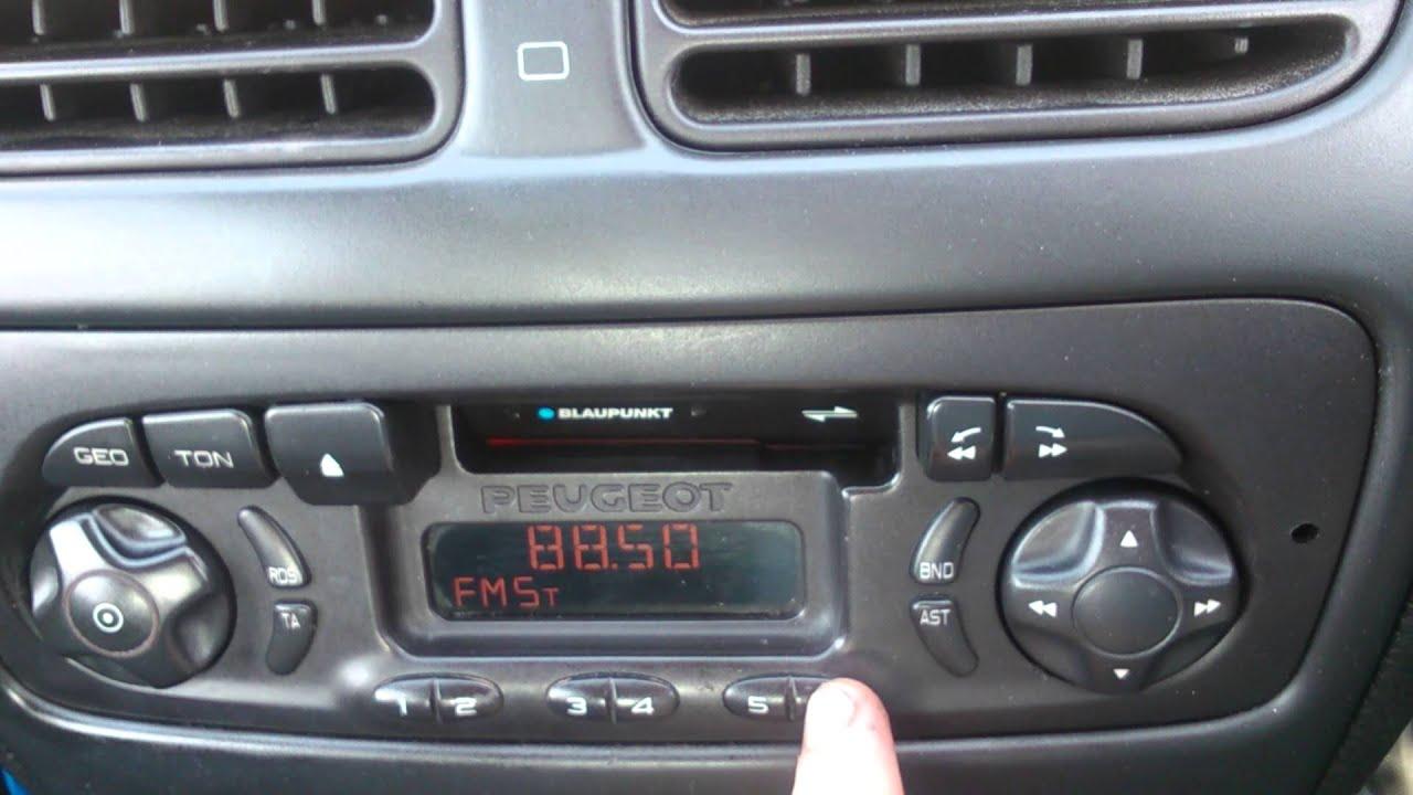Radio problem - YouTube