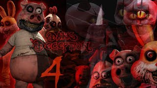 Dark Deception - Speculation For Chapter 3, 4 & 5!!!
