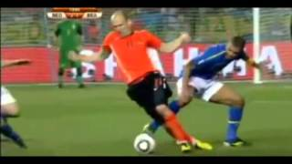 Arjen Robben - The Wonderman - Goals   Skills - [HD]   - YouTube.flv