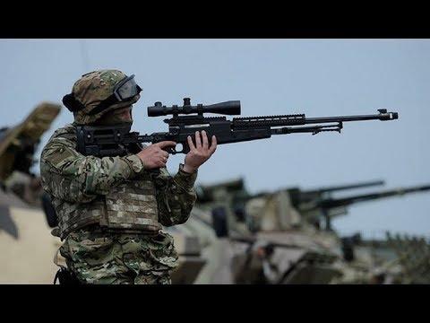 Украинцы разработали винтовку