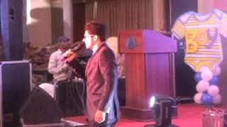 Abin Sinha Live