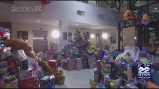 Toys For Tots Needs More Donations This Year