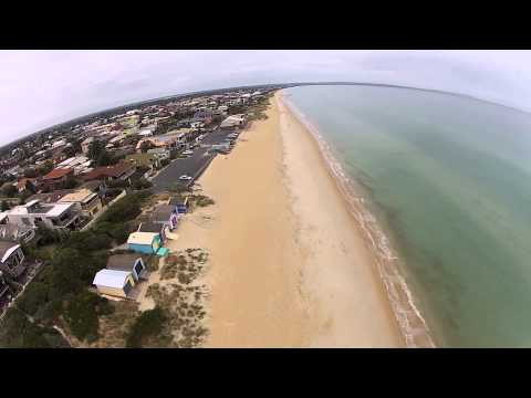 Tricopter Flight Chelsea Beach Victoria
