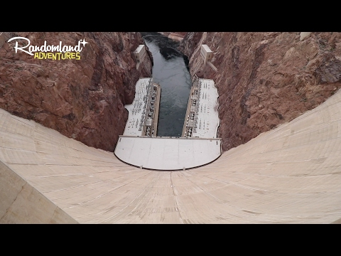 Time Traveling on the Top of Hoover Dam