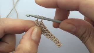 10 способов связать резинку крючком. Урок 1. Вяжем красиво с #ЕленаКирпичникова