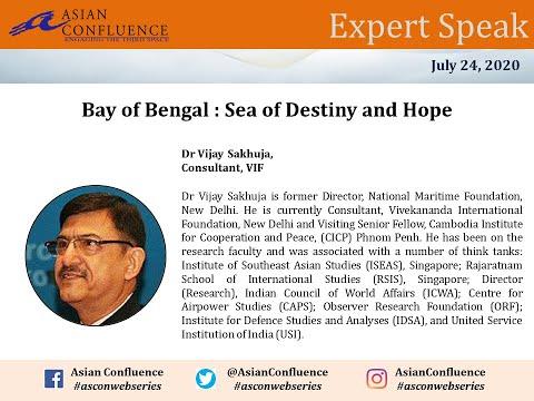 AsCon Expert Speak || Bay of Bengal: Sea of Destiny and Hope