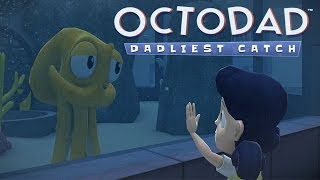 We Play: Octodad: Dadliest Catch - Part 6 Back to Reality (PS4 Gameplay)