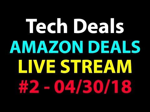 Amazon Daily Deals - 04-30-18