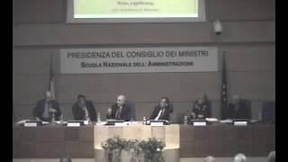 """Presentazione del volume """"Chi governa il mondo?"""" a cura di Sabino Cassese"""