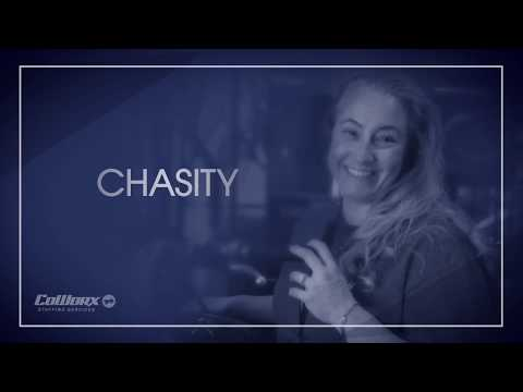 National Staffing Employee Week 2019 - CoWorx Staffing Services Finalist- Chasity
