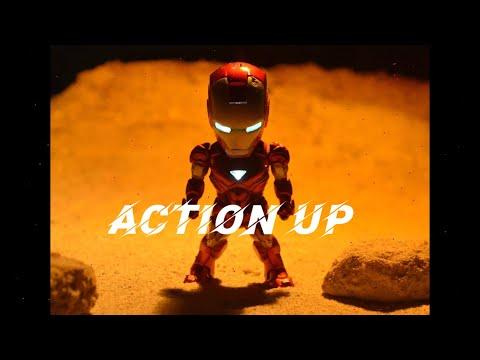 """Action up"" New Hip Hop Instrumental | Rap Beat | Music | Sound | Background Music[Free]"