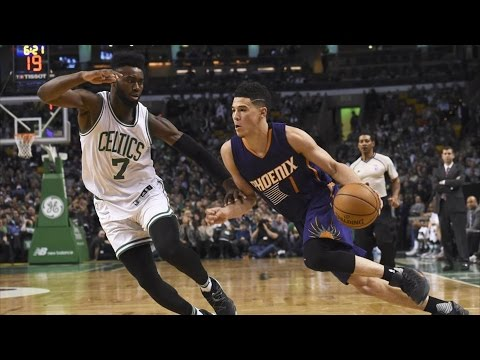 Devin Booker Scores 70 Points! 51 Points in the 2nd Half! Suns vs Celtics