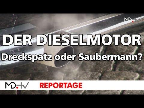 MD.REPORTAGE Der Diesel - Dreckspatz oder Saubermann?