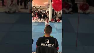 Pallen's Martial Arts - Luke's Pinion #3 Test