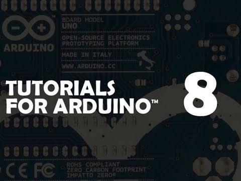 Tutorial 08 For Arduino: SPI Interfaces