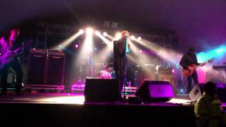 The Charlatans, Shrewsbury Fields Forever 17/09/11 Mis-Takes