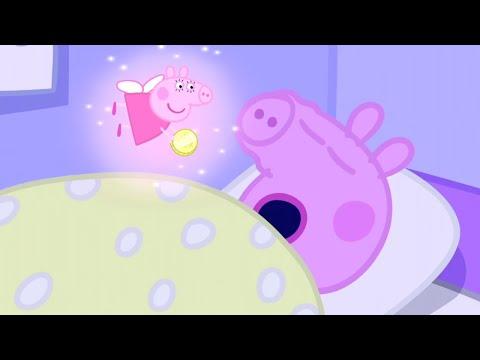 Peppa Pig Português Brasil 🌛Hora De Dormir Com A Peppa 🌛 HD | Desenhos Animados