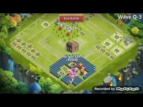 Castle Clash   HBM Q  Base Setup