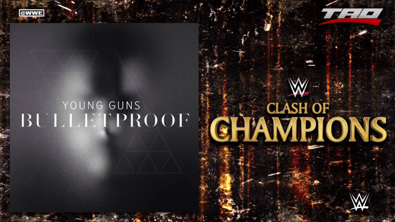 """Download WWE: Clash Of Champions 2016 - """"Bulletproof"""" - Official Theme Song"""