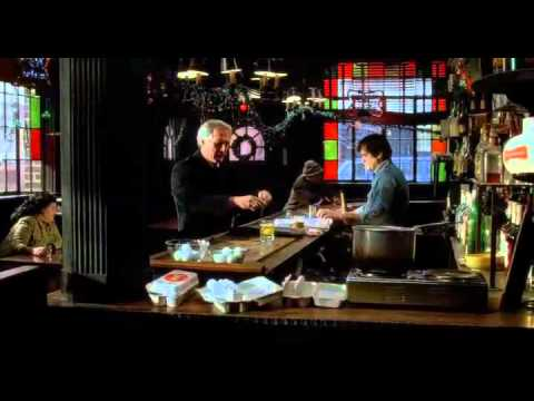 The verdict - Paul Newman beer + egg