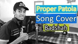 Proper Patola - COVER by Dk David | Badshah | Diljit | Aastha | Namaste England