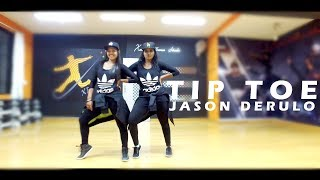 TIP TOE - Jason Derulo | Xavier's Dance Studio Choreography | Dance Cover