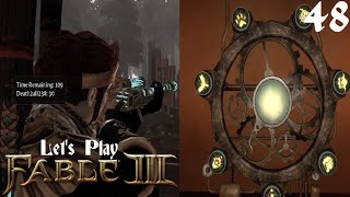 Let's Play Fable 3: Part 48 - Shooting Range & Wheel Of Misfortune