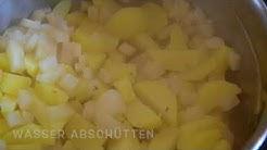Kartoffel Sellerie Pürree