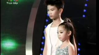 [Gala] Đăng Quân & Bảo Ngọc - Vietnam's Got Talent