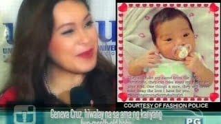Startalk: Geneva Cruz, hiwalay na sa ama ng kanyang two-month-old baby