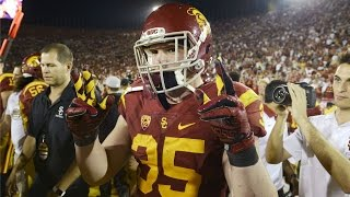 USC's Cameron Smith Records Three INTs vs. Utah | CampusInsiders