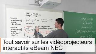 Présentation vidéoprojecteur interactif (VPI)