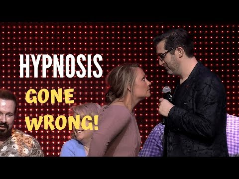 Hypnosis Gone Wrong  - Volunteer Spotlight - Chrystal