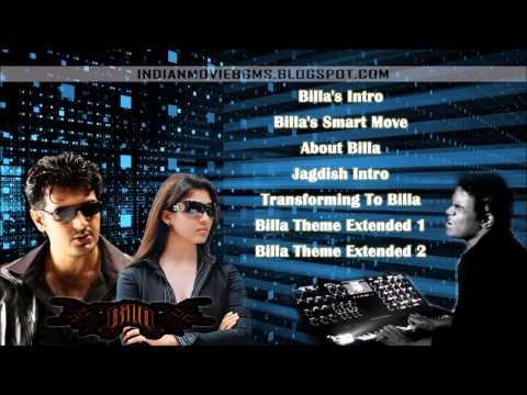 Billa BGMs | Jukebox | IndianMovieBGMs