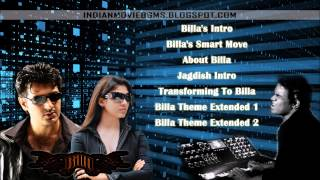 Billa BGMs | Jukebox | IndianMovieBGMs