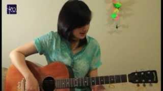 Belajar Akustik Gitar (Mungkinkah - Stinky)