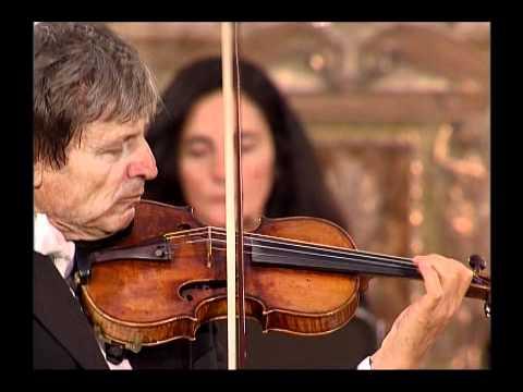 Uto Ughi e I Filarmonici di Roma in Camille Saint-Saens