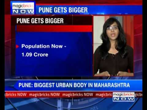 The News – Is Pune going to get bigger?