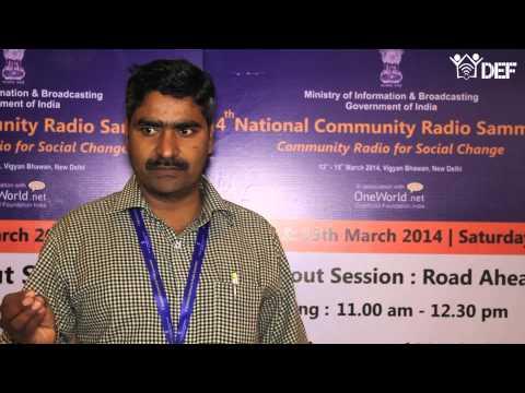 Atul Kumar Shukla, Kisan Radio, Basti, Uttar Pradesh