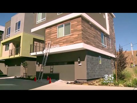 Tiles Falling Off New Homes in San Jose
