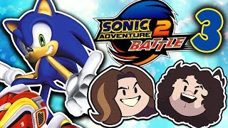 Sonic Adventure 2 Battle: Sonic VS Shadow - PART 3 - Game Grumps