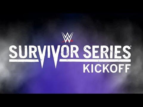 Survivor Series Kickoff