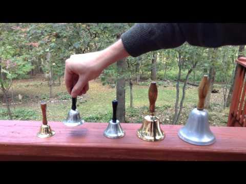 Hand Held Bells
