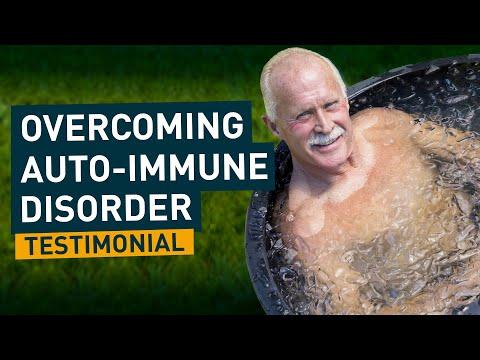 """In 8 months I was completely symptom-free""   Wim Hof Method Experience"