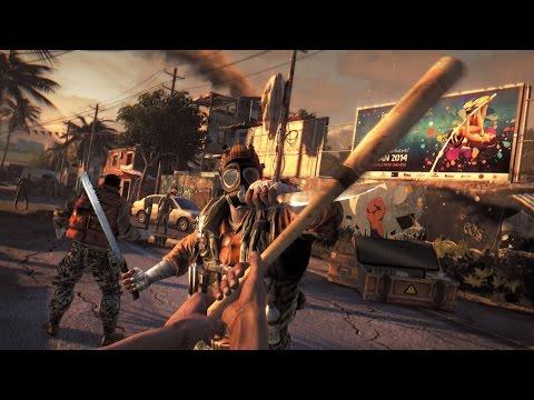 Первый Взгляд: Dying Light - Кооперативный паркур и зомби