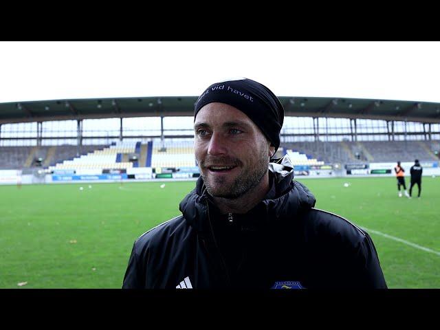 Inför IFK Värnamo - Falkenbergs FF, Superettan 2021