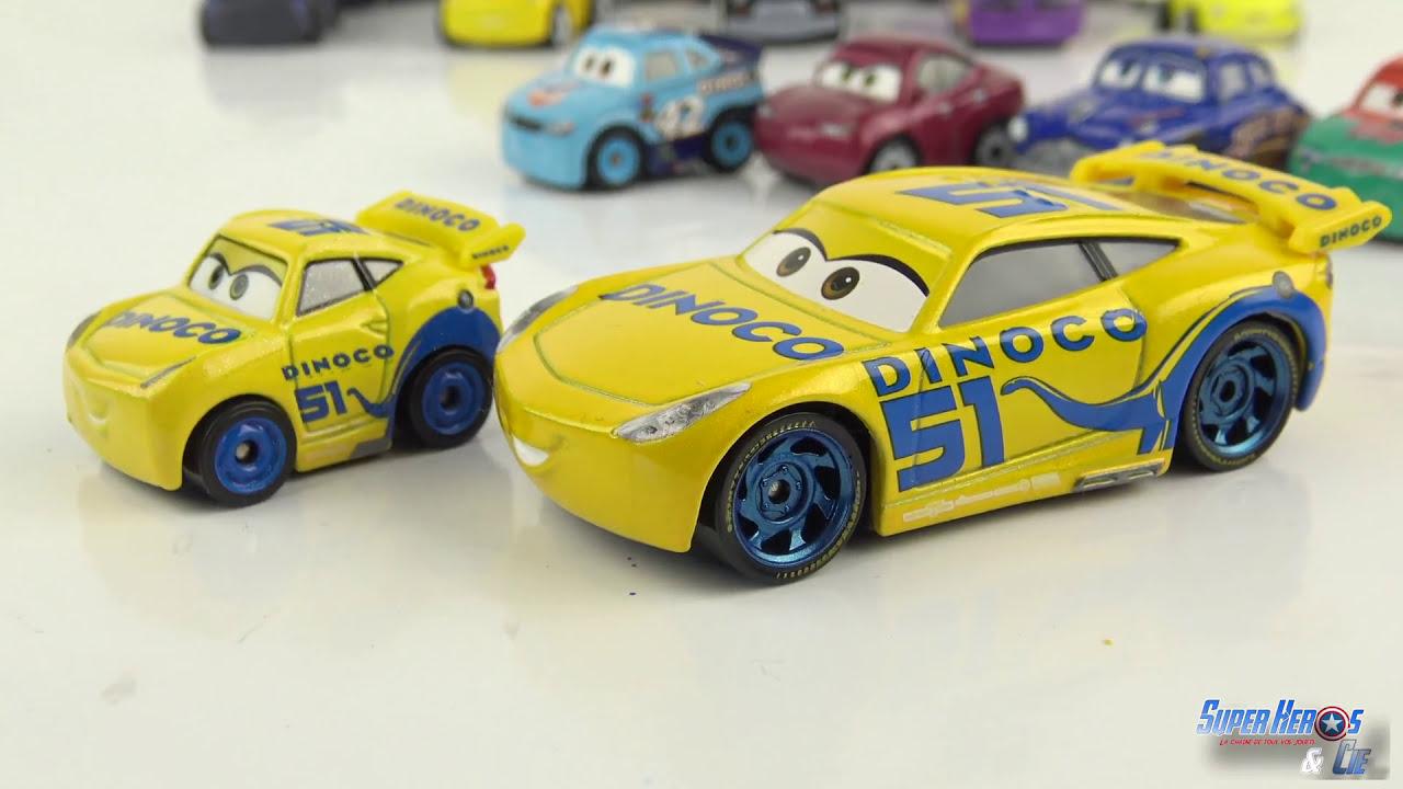 Mini Jouets Episode ReviewSuper Racers Et Pochettes Disney Jouet 3 Diecast Compagnie Voiture 52 Toy Hd Surprise Micro 09 Cars Heros 2 5 PX0kOwN8n