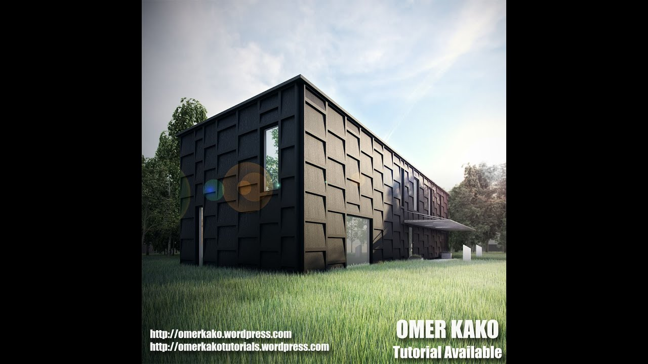 Exterior post production by omer kako no voice for Architecture poste a poste