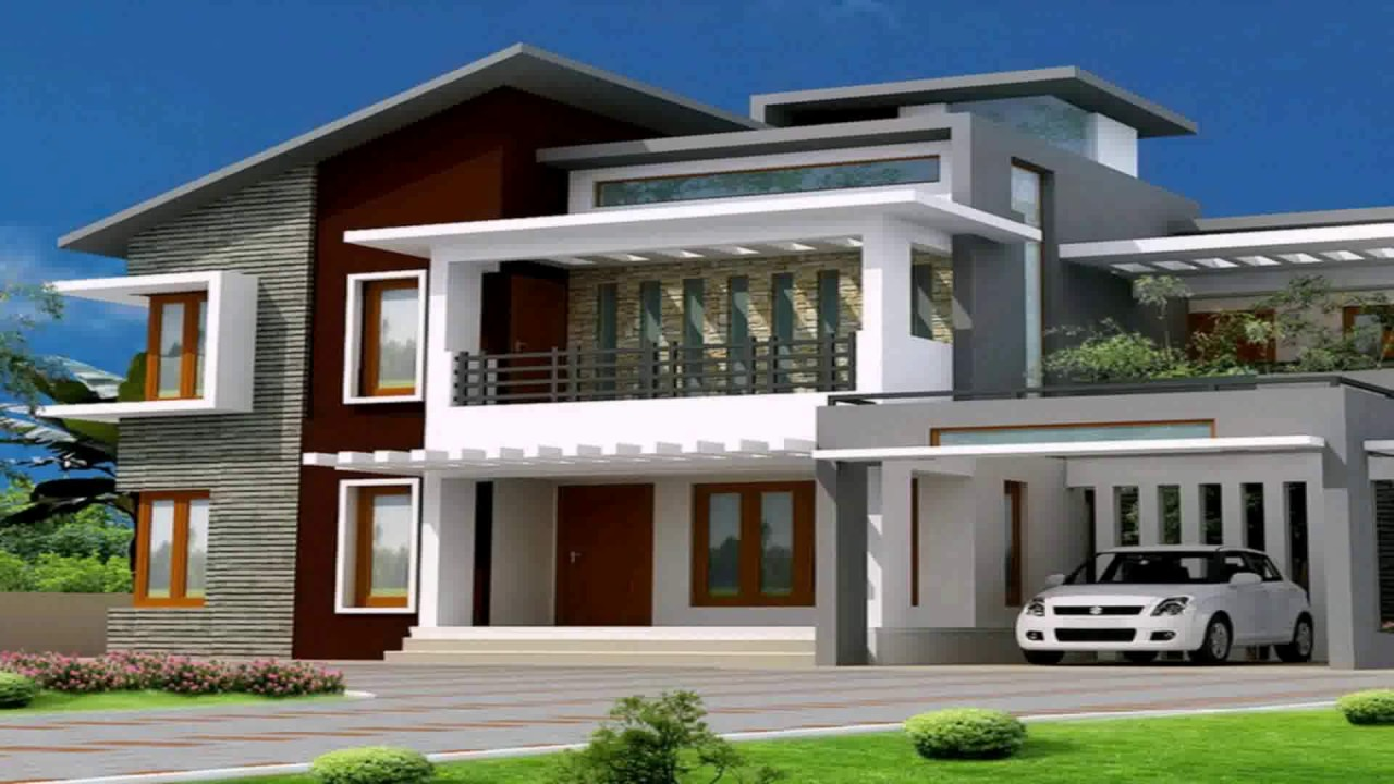 Modern bungalow house design in australia youtube for New bungalow style homes